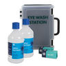 RELIANCE DELUXE EYE WASH STATION COMPLETE