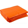 Dekzeil oranje