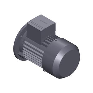kW0,37 4P B5 IEC71  50Hz 230/400V IP55 CLF 1LA7073-4AB11