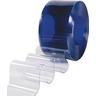 GISS ZACHT PVC STR.GORDIJN GLASH OP ROL 300X3MM ( ROL=50MTR)