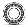 Ball bearing Radial deep groove Single row, without filling slot