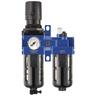"""Filtre régulateur - lubrificateur 1/2"""" gaz BSP"""