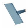 Betonschraper met gelast blad zonder steel